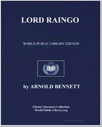 Lord Raingo by Bennett, Enoch Arnold