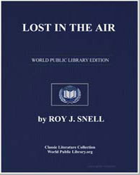 Lost in the Air by Snell, Roy J.