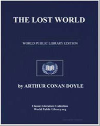 The Lost World by Doyle, Arthur Conan, Sir