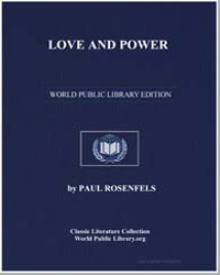 Love and Power by Rosenfels, Paul