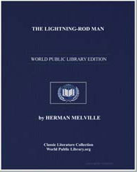 The Lightningrod Man by Melville, Herman