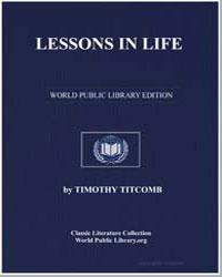 Lessons in Life by Titcomb, Timothy