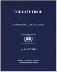 The Last Trail by Grey, Zane