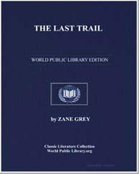 The Last Trail by Grey, Zane
