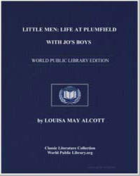 Little Men : Life at Plumfield with Jo's... by Alcott, Louisa May