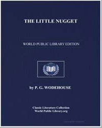 The Little Nugget by Wodehouse, Pelham Grenville