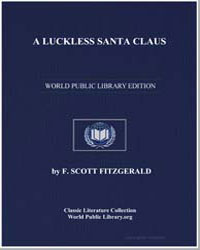 A Luckless Santa Claus by Fitzgerald, Francis Scott