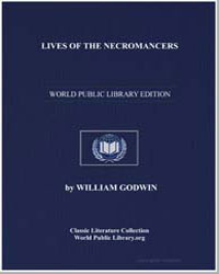 Lives of the Necromancers by Godwin, William