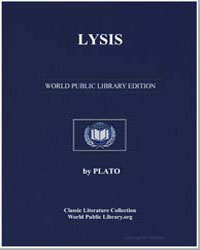 Lysis by Plato