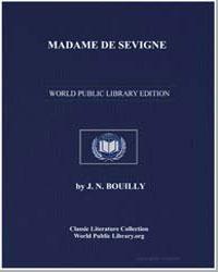 A Comedy : Madame de Sevigne by Bouilly, J. N.