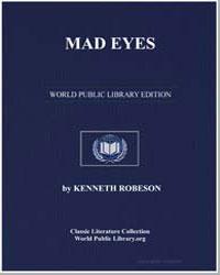 Mad Eyes by Robeson, Kenneth