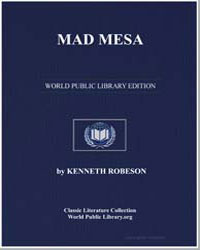 Mad Mesa by Robeson, Kenneth