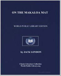 On the Makaloa Mat by London, Jack