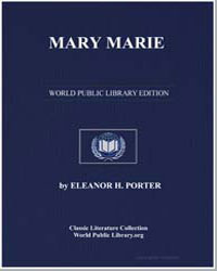 Mary Marie by Porter, Eleanor Hodgman