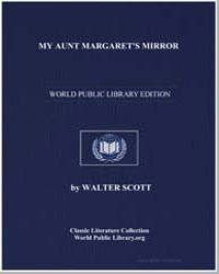 My Aunt Margaret's Mirror by Scott, Walter, Sir
