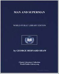Man and Superman by Shaw, George Bernard