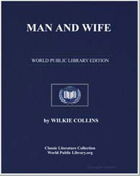 Man and Wife by Collins, Wilkie