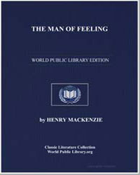 The Man of Feeling by Mackenzie, Henry