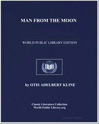 Man from the Moon by Kline, Otis Adelbert