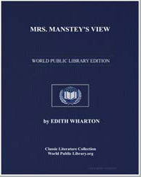 Mrs. Manstey's View by Wharton, Edith