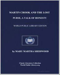 Martin Crook and the Lost Purse, A Talk ... by Sherwood, Mary Martha