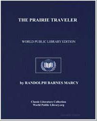 The Prairie Traveler by Marcy, Randolph Barnes
