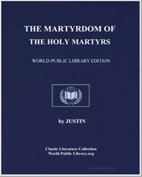 The Martyrdom of the Holy Martyrs by