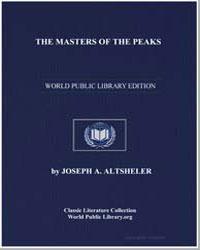 The Masters of the Peaks by Altsheler, Joseph Alexander