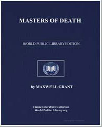 Masters of Death by Grant, Maxwell