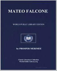 Mateo Falcone by Merimee, Prosper