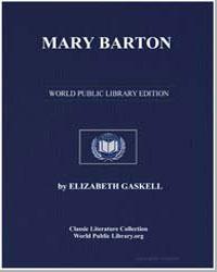 Mary Barton by Gaskell, Elizabeth