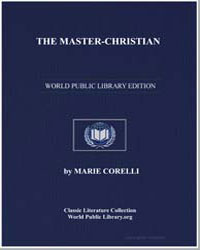 The Masterchristian by Corelli, Marie