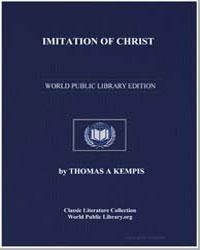 Imitation of Christ by Kempis, Thomas A