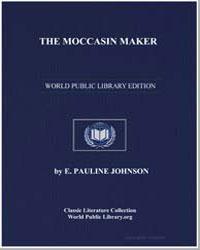 The Moccasin Maker by Johnson, E. Pauline