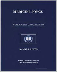 Medicine Songs by Austin, Mary