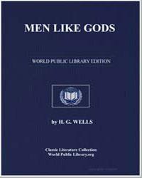 Men Like Gods by Wells, Herbert George