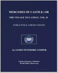 Mercedes of Castile; Or, The Voyage to C... by Cooper, James Fenimore