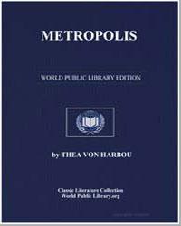 Metropolis by Von Harbou, Thea