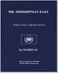 Mr. Midshipman Easy by Marryat, Frederick, Captain
