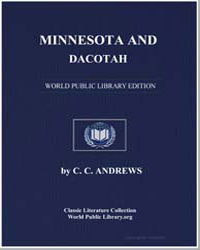 Minnesota and Dacotah by Andrews, Christopher Columbus