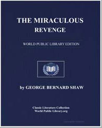 The Miraculous Revenge by Shaw, George Bernard