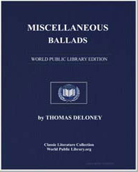 Miscellaneous Ballads by Deloney, Thomas