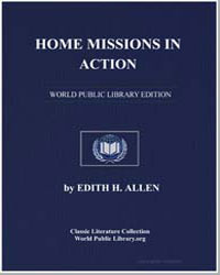 Home Missions in Action by Allen, Edith H.