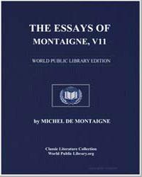 The Essays of Montaigne. Done into Engli... by De Montaigne, Michel