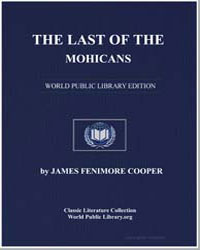 The Last of the Mohicans, A Narrative of... by Cooper, James Fenimore