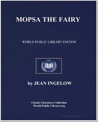 Mopsa the Fairy by Ingelow, Jean