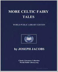More Celtic Fairy Tales by Jacobs, Joseph