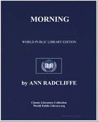 Morning by Radcliffe, Ann