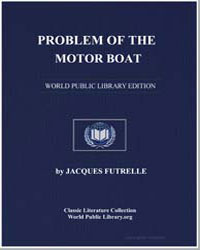 Problem of the Motor Boat by Futrelle, Jacques