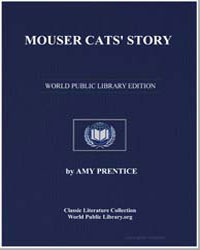 Mouser Cats' Story by Prentice, Amy